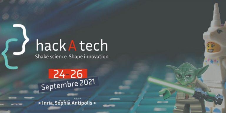 Le centre Inria Sophia Antipolis – Méditerranée organise la seconde édition du hackAtech