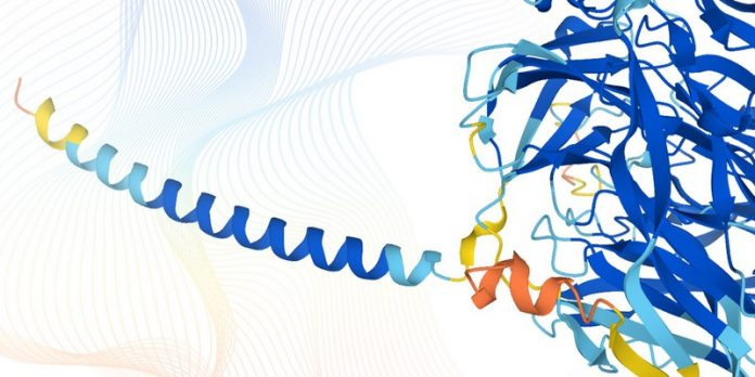 AlphaFold base données protéines recherche biologie