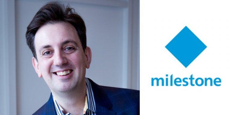 Le Dr Barry Norton devient le vice-président de la recherche pour Milestone Systems