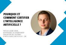 Certifier Intelligence artificielle Guillaume Avrin LNE