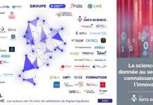 domaine d'excellence Digital Aquitaine data science intelligence artificielle organisation évènements groupe travail