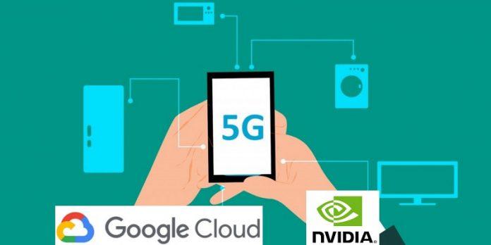 collaboration partenariat Google cloud Nvidia laboratoire 5G intelligence artificielle plateforme cloud edge