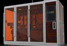 Inkbit impression 3D intelligence artificielle brevet levée fonds investissement