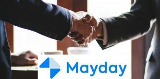 Mayday start-up levée fonds financement développement solution base connaissance intelligence artificielle