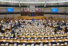résolution adoption législatif parlement européen gouvernance partage données big data