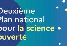 Second plan national science ouverte données recherche intelligence artificielle plateforme regrouper données