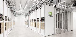 Supercalculateur Cambridge-1 NVIDIA projets recherche royaume-Uni