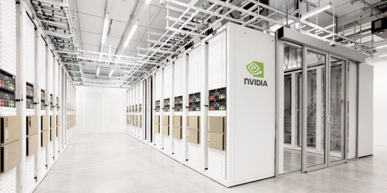 Cambridge-1, le nouveau supercalculateur conçu par Nvidia dédié à l'intelligence et à la santé