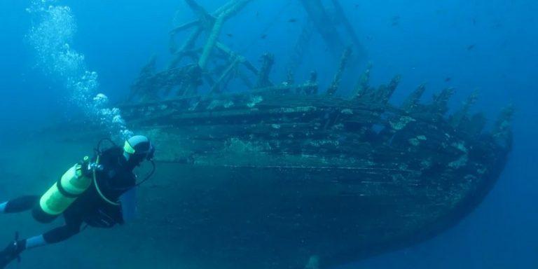 Un modèle de machine learning pour identifier les épaves dans le cadre de recherches en archéologie sous-marine