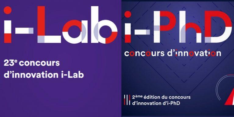 Annonce des 120 lauréats des concours d'innovation 2020-2021 i-PhD et i-Lab