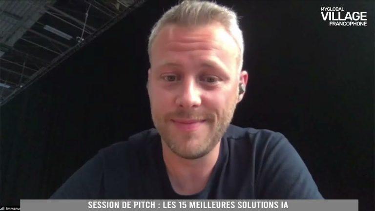 Focus sur les gagnants de la session de pitch du Village Francophone : les 15 meilleures solutions IA