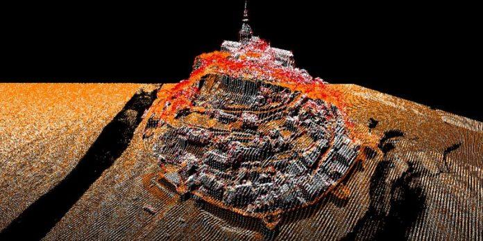 programme national LIDAR HD cartographie 3D territoire français géologie aménagement territoire