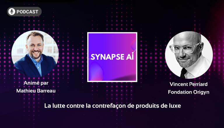 Synapse AI N°4 : Origyn, une solution qui promet de mettre fin à la contrefaçon