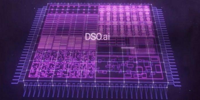 DSOai Synopsys intelligence artificielle apprentissage renforcement accélérer processus conception puces performances