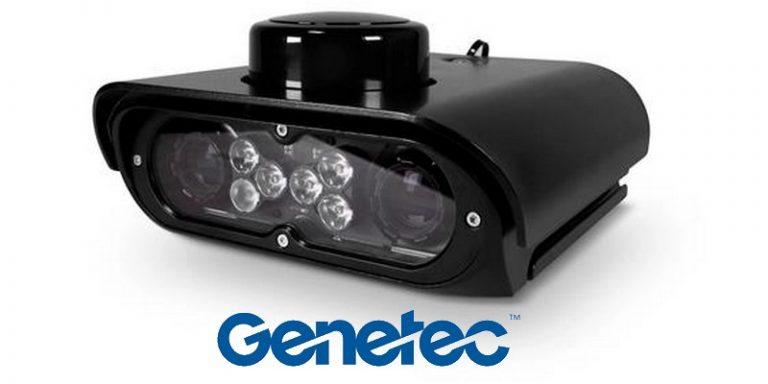 Reconnaissance des plaques d'immatriculation : Genetec présente sa nouvelle génération de caméras