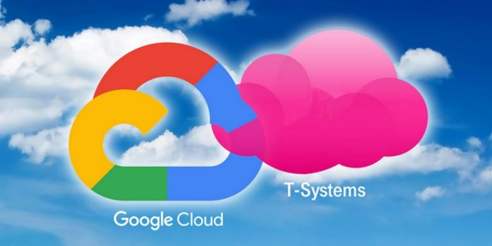 Google Cloud T-Systems partenariat collaboration machine learning intelligence artificielle
