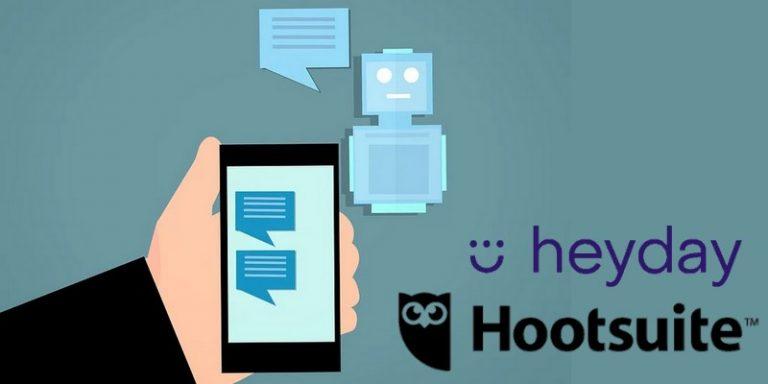 Hootsuite acquiert Heydey pour exploiter sa plateforme d'intelligence artificielle conversationnelle