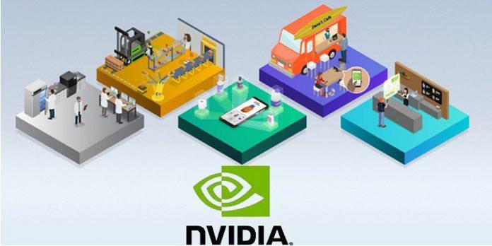 NVIDIA AI Entreprise suite logicielle intelligence artificielle visualisation charge travail