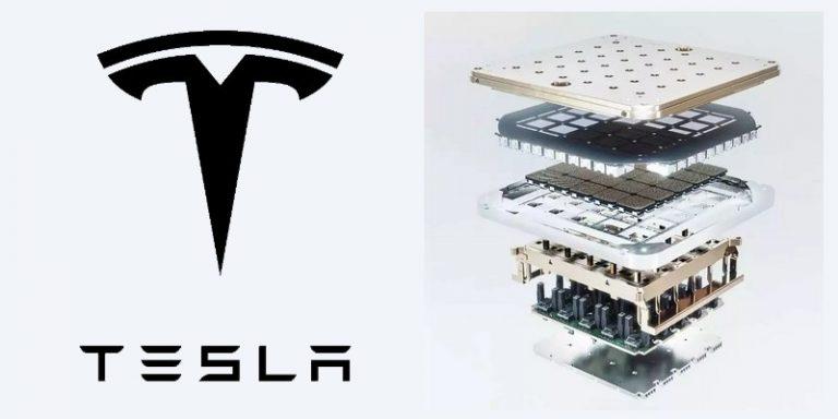 Retour sur la puce d'entrainement d'intelligence artificielle Tesla Dojo D1 présentée lors du Tesla AI Day