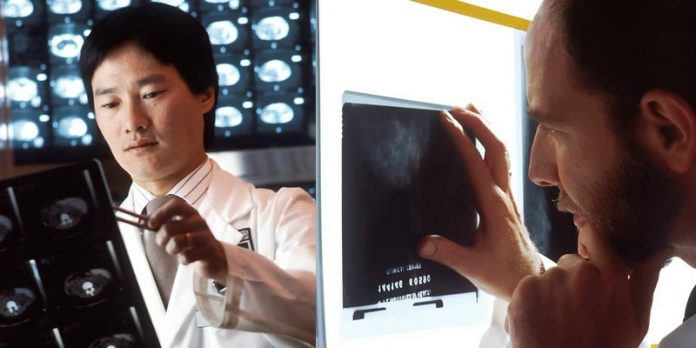 AP-HP Gleamer partenariat solution intelligence artificielle diagnostic radiologie