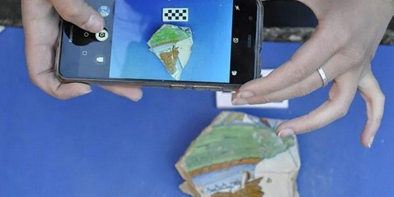 Le projet ArchAIDE : une application de reconnaissance automatique des fragments archéologiques