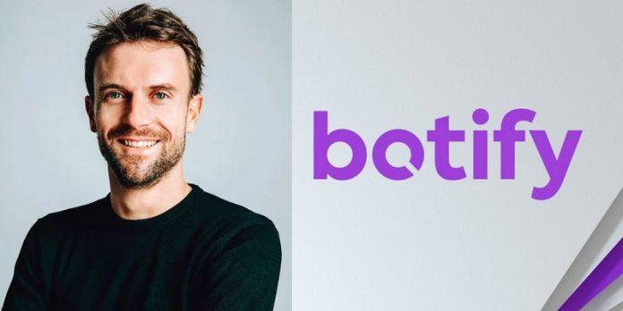 Botify start-up scale-up SEO référencement levée fonds financement investissement