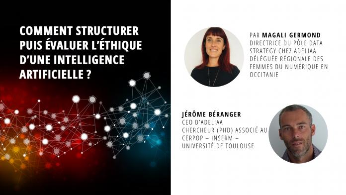 Comment structurer puis évaluer l'éthique d'une intelligence artificielle ?