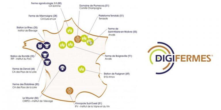 Agriculture numérique : prochain lancement de l'appel à candidatures pour le label DIGIFERMES