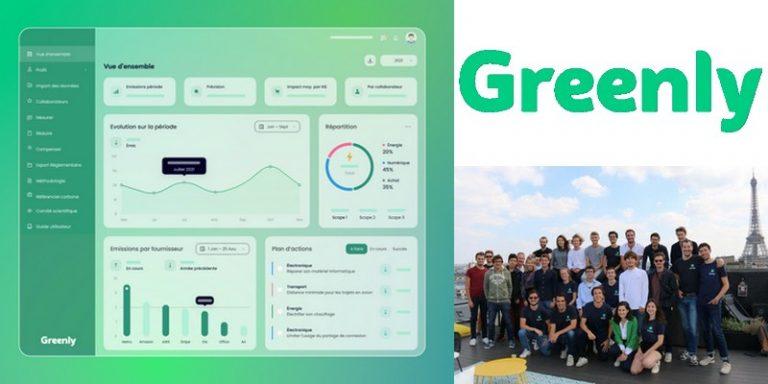 Greenly lève 3 millions de dollars pour déployer sa solution de comptabilité carbone alimentée par l'IA