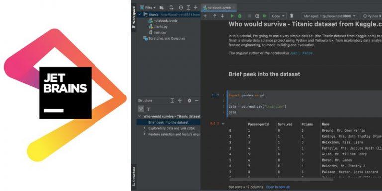 JetBrains propose DataSpell, son nouvel environnement de développement dédié à la data science