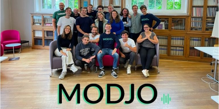 La start-up Modjo annonce une levée de fonds de 7 millions d'euros pour franchir un cap à l'international