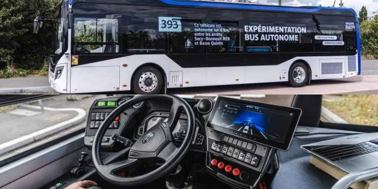 La RATP lance ses expérimentations de bus 100 % autonome sur une ligne classique du réseau de transports en commun