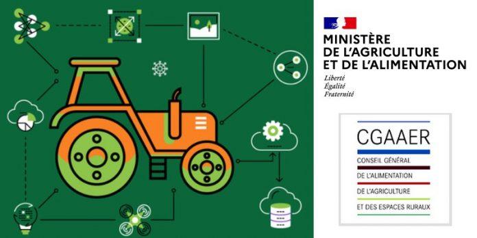 Rapport CGAAER transformation numérique emploi ministère agriculture alimentation