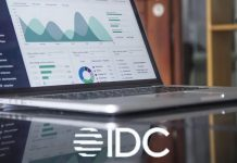 rapport marché solutions IA software hardware services croissance