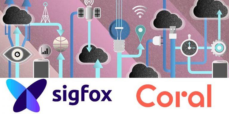Sigfox et Coral signent un partenariat stratégique dans l'IoT pour amener l'IA localement
