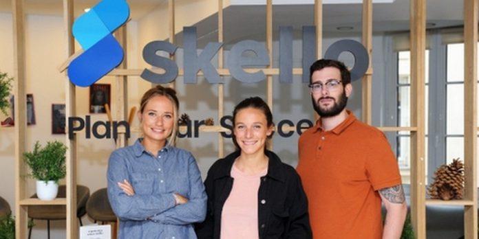 Skello start-up automatisation plannings RH levée fonds 40 millions euros