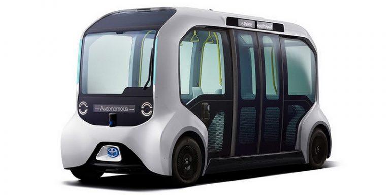 Aux Jeux paralympiques de Tokyo, un véhicule autonome de Toyota percute un athlète malvoyant