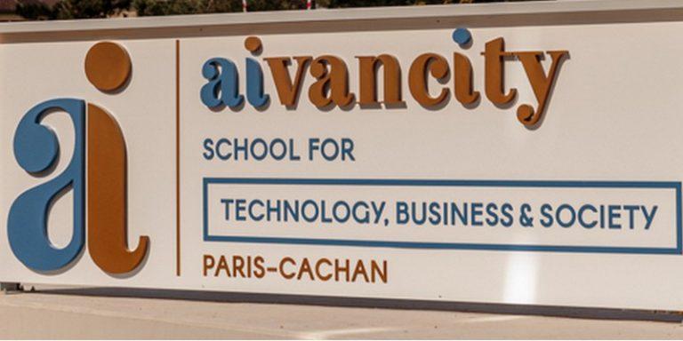 Un an après son lancement, aivancity Paris-Cachan inaugure son tout nouveau Campus 5.0, haut lieu de l'innovation