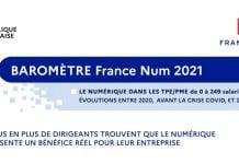 Barometre france numerique PME TPE