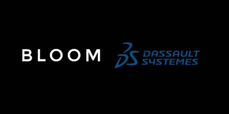 Bloom announces a €11 million round of funding and a strategic partnership with Dassault Systèmes