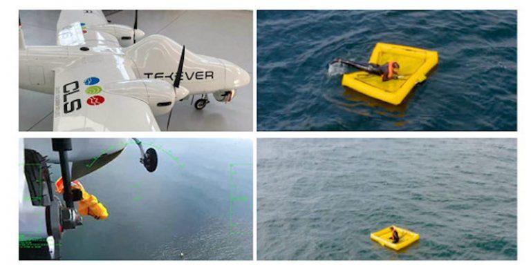 CLS remporte un contrat de surveillance maritime et de sauvetage par drones avec l'Agence Européenne de Sécurité Maritime
