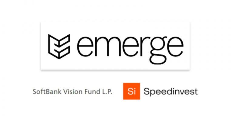 Neuf entreprises européennes sélectionnées pour le programme EMERGE 2021 de Softbank Vision Fund et Speedinvest