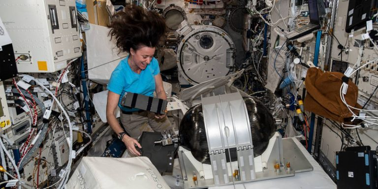 How FDL and Intel are using artificial intelligence to study the effects of cosmic radiation on astronauts