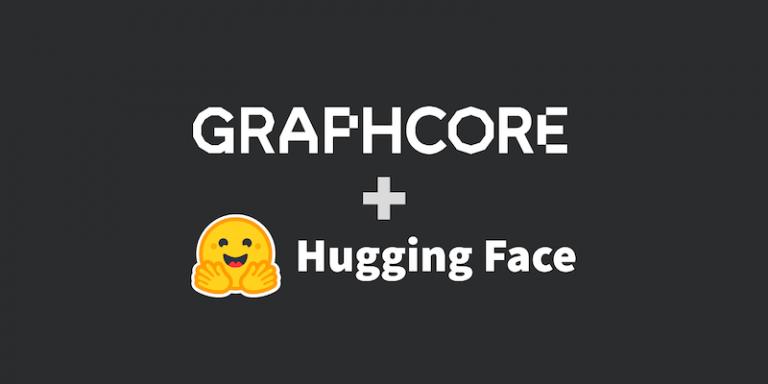 Retour sur le partenariat Hugging Face et Graphcore pour faciliter le déploiement de transformeurs sur les IPU