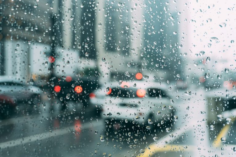 Driver assistance safety systems impacted by bad weather, especially rain, according to AAA research.