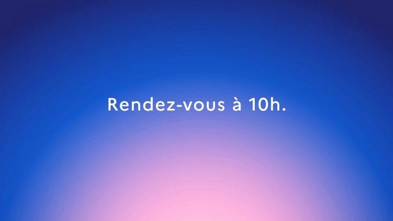 Annonce du plan d'investissement France 2030