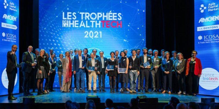 HealthTech 2021 Awards: France Biotech unveils the winning companies